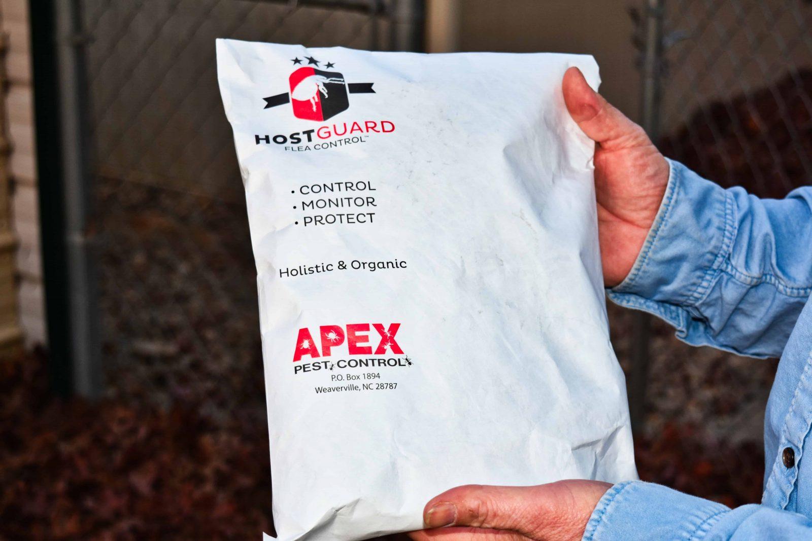 HostGuard Organic Flea Control 4