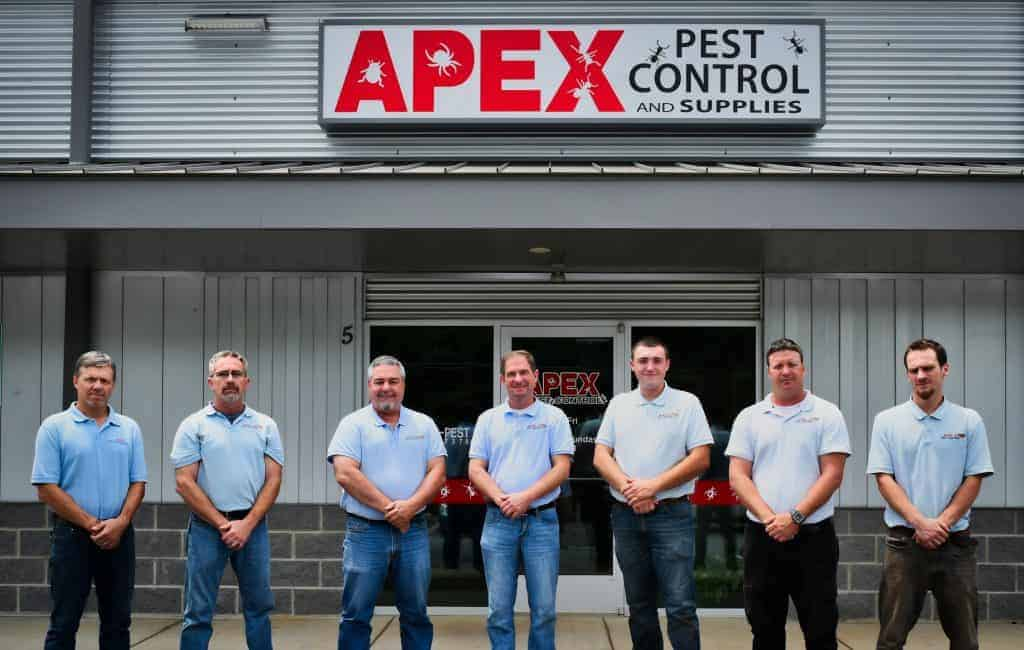 Apex Pest Control Services Team